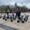 Kyiv Electric Scooter Tour